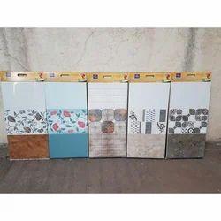 White Glazed Wall Tiles, 5-10 Mm