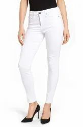 Chic White Jeans For Women