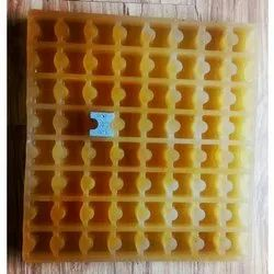 64 Cavity PVC Cover Block Mould