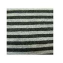 Poly Cotton Grey Melange Fabric