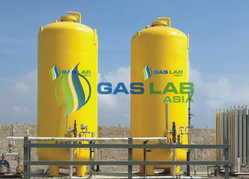 GASLAB yellow CO2 Storage Systems, Capacity: 1000-5000 L