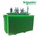 Schneider 2.5mva 3-phase Corrugated Octc Distribution Transformer