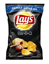Lays Bar B Q Potato Chips