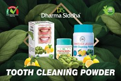 Dharma Herbal Tooth cleaning powder, For Personal