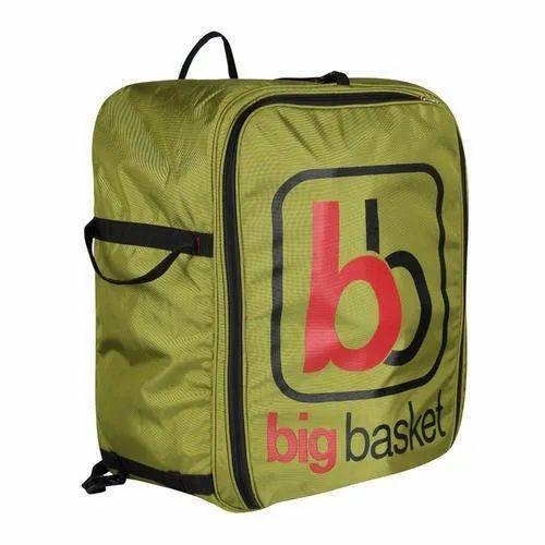 Big Basket E Commerce Delivery Bag