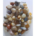 Las Vegas Onyx Pebbles Stone