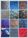 Bus Seat Cover Fabric