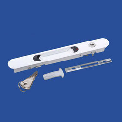 Concealed Aluminum Lock with Key