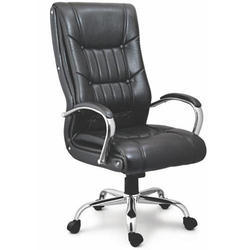 SPS-122 High Back Director Leather Chair