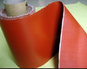 Silicon Coated Fiberglass Cloth