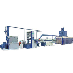 Raffia Tape Stretching Line for Textile Industry