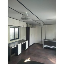 Wooden Office Cabin