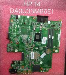 HP 14 Laptop Motherboard