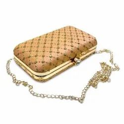 Embroidered Smart Elegant Clutch Bags