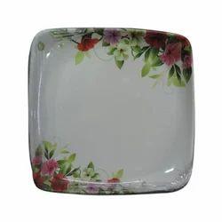 Melamine Square Plates
