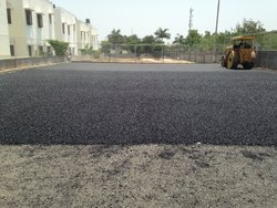 Decoturf Acrylic/Synthetic Layers Tennis Court Construction