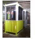 Portable Security Guard Cabin