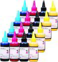 6 Color Ink-well Inks For Epson Wf 4011, Pack Size: 1 Kg, Packaging Type: Bottle
