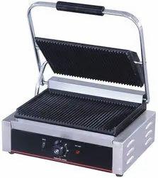 Alister Equipments Sandwich Griller Jumbo
