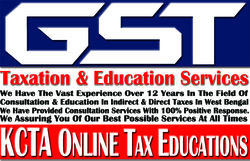 G.S.T. Consultancy Services In Kolkata