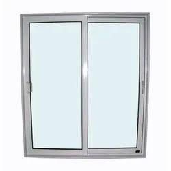 Modern White Aluminium Powder Coated Sliding Window for Residential