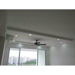 Amazone White Metal False Ceiling