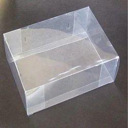 PVC Folding Garment Box