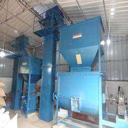 Semi-Automatic Cattle Feed Machine