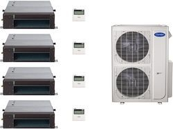 Carrier ductable air conditioner, for Office Use