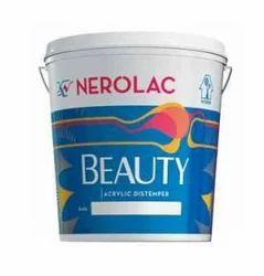 Nerolac Beauty Acrylic Distemper Paint BAD1-1Kg