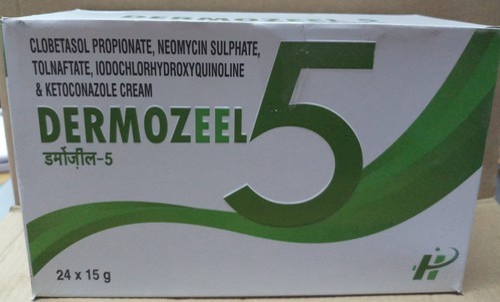 Skin Cream & Ointments - Ketoconazole Cream / Dermozeel