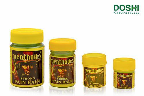 Menthodex Natural Pain Balm, Packaging Type: Bottle