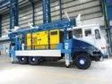 Truck Water Well Drilling Rig