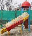 Tube Slide For Park YK-40
