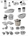 Stainless Steel Hollowares Items