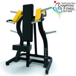 Turbuster GPL 710 Plate Loaded Shoulder Press/Hammer Series Gym Equipment /Free Weight Machine
