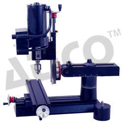 8 Directional Vertical Milling Machine