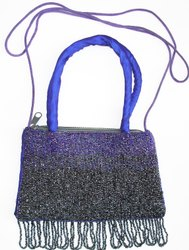 Custom Beaded Bag