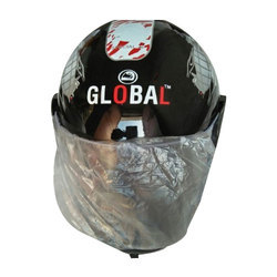Multicolor Plastic Special Motorcycle Helmet, Type of Face Protection: Full Face, Model Name/Number: Revo