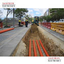 Underground Laying Opical Fiber Cable Services