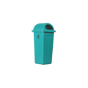Half Moon Dustbins