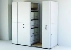 Office Storage Rack LCP14 Mobile Compactor