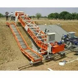 Canal Paver Machine Rental Services, Model Name/Number: Vogly, Automation Grade: Automatic