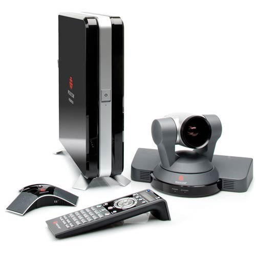 Polycom High Definition Video Conferencing System