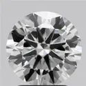 2.05ct Lab Grown Diamond CVD F VVS2 Round Brilliant Cut IGI Certified Stone