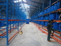 Palletized Pallet Racks