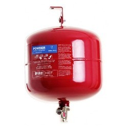 Mild Steel Automatic Fire Extinguisher