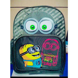 Minion School Bag