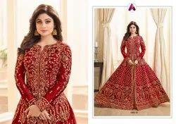 Royal Silk Suit