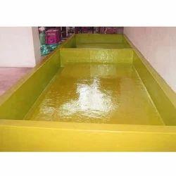Acid Wash Tank Coating